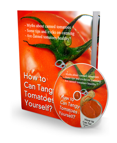 How To Can Tangy Tomatoes Yourself?
