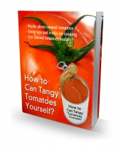 How To Can Tangy Tomatoes Yourself? Private Label Rights