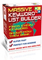 Massive Keyword List Builder Private Label Rights