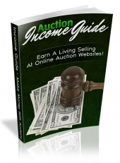 Auction Income Guide Private Label Rights