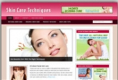 Skin Care Blog Private Label Rights