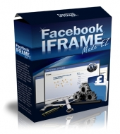 Facebook iFrame Made EZ Private Label Rights