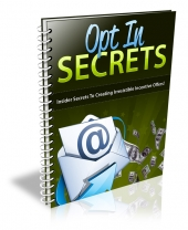 Opt In Secrets Private Label Rights