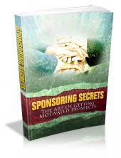 Sponsoring Secrets Private Label Rights