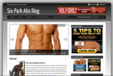 Six Pack Abs Blog