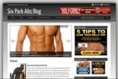 Six Pack Abs Blog Private Label Rights