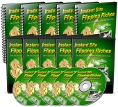 Instant Site Flipping Riches Private Label Rights