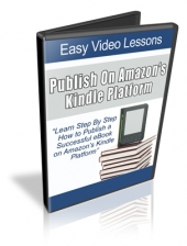 Publish On Amazon's Kindle Platform Private Label Rights