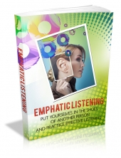 Emphatic Listening Private Label Rights