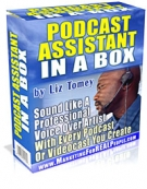 Podcast Assistant In A Box Private Label Rights