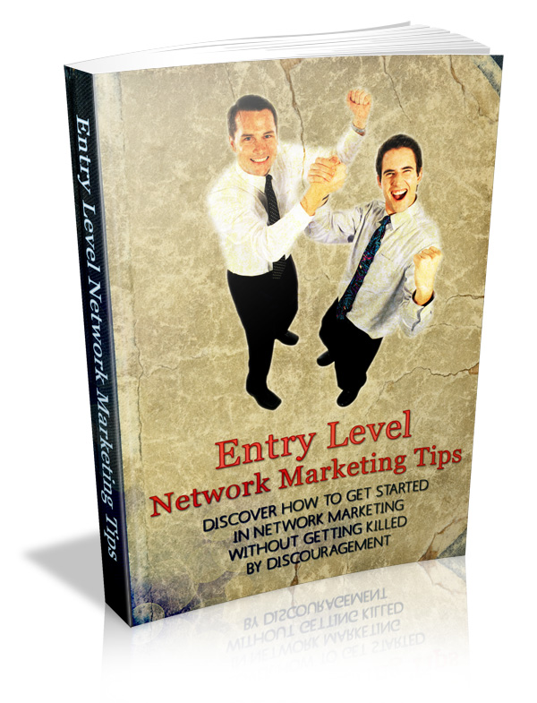 Entry Level Network Marketing Tips