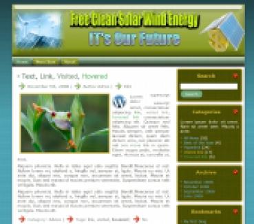 Solar Wind Energy Site