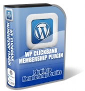 WP ClickBank Membership Plugin Private Label Rights