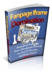 Fanpage Iframe Domination Private Label Rights
