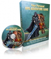 Your Personal RPG Adventure Game Private Label Rights