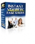Instant Squeeze Page Maker Private Label Rights