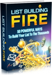 List Building Fire Private Label Rights