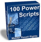 100 Power Scripts Private Label Rights