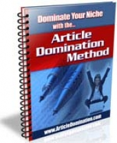 Article Domination Method Private Label Rights