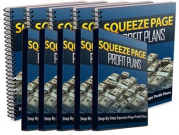 Squeeze Page Profit Plans