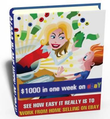 $1000 in one week on eBay
