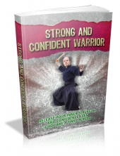 Strong And Confident Warrior Private Label Rights