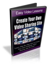 Create Your Own Video Sharing Site Private Label Rights
