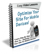 Optimize Your Website For Mobile Devices Private Label Rights