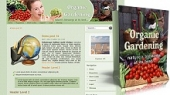 Organic Gardening Themes Pack Private Label Rights