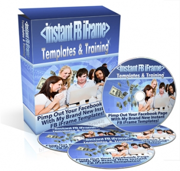 Instant FB iFrame Templates & Training