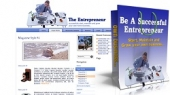Be A Successful Entrepreneur - Themes Pack Private Label Rights