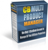 Clickbank Multi Product Manager Private Label Rights