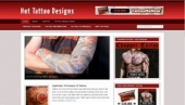 Hot Tattoo Designs Blog Private Label Rights