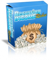 Recurring Income Riches Private Label Rights