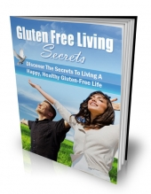 Gluten Free Living Secrets Private Label Rights