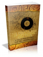 The Essential Book Of Inspirational Song Titles Private Label Rights