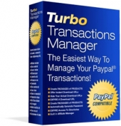 Turbo Transactions Manager Private Label Rights