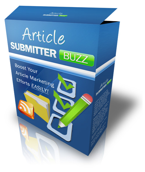 Article Submitter Buzz - Rebrandable