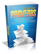 Inspiring Proverbs Private Label Rights