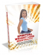 Spiritual Weight Loss Mentality Private Label Rights