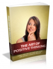 The Art Of Positive Thinking Private Label Rights