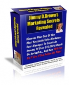 Jimmy D. Brown's Marketing Secrets Revealed Private Label Rights