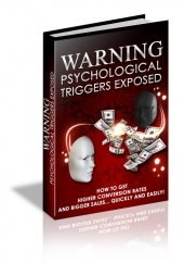 Psychological Triggers Exposed Private Label Rights