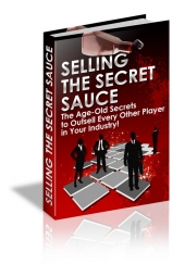 Selling the Secret Sauce Private Label Rights
