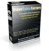 Video Sales Factory Private Label Rights