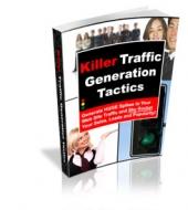 Killer Traffic Generation Tactics Private Label Rights