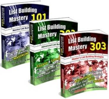 List Building Mastery