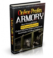 Online Profits Armory Private Label Rights