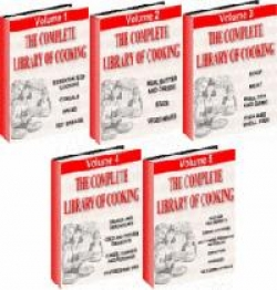 The Complete Library Of Cooking