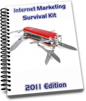 Internet Marketing Survival Kit - 2011 Edition Private Label Rights